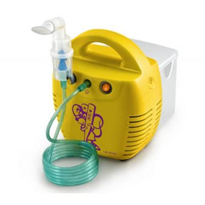 Компрессорный ингалятор Little Doctor LD-211C - Желтый