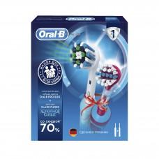 Набор из двух зубных щеток Oral-B Pro 500 CrossAction и Frozen D12.513K