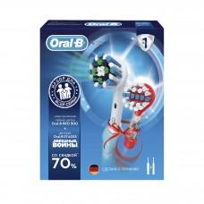 Набор из двух зубных щеток Oral-B Pro 500 CrossAction и StarWars D12.513K