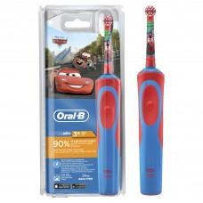 Электрическая зубная щетка Oral-B Vitality Stages Power Cars D12.513K