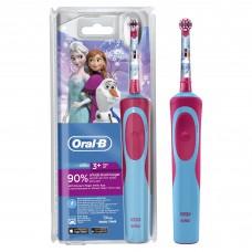 Электрическая зубная щетка Oral-B Vitality Stages Power Frozen D12.513K