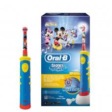 Детская электрическая зубная щетка Oral-B Mickey for Kids