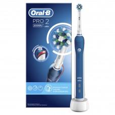 Электрическая зубная щетка Oral-B 2000/D20.523.2M Cross Action