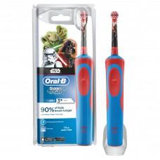 Электрическая зубная щетка Oral-B Vitality Stages Power StarWars D12.513K