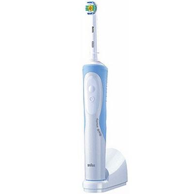 Электрическая зубная щетка Oral-B Vitality Отбеливающая 3D White