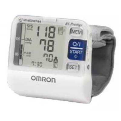 Автоматический тонометр на запястье OMRON R5 Prestige