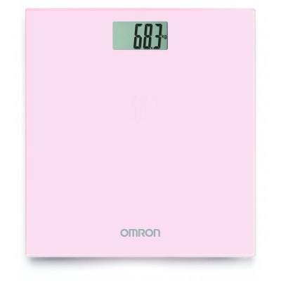 Напольные весы OMRON HN-289 розовые