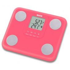 Весы Tanita BC-730-PK розовые с жироанализатором напольные