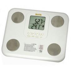 Весы Tanita BC-730-WH белые с жироанализатором напольные