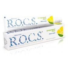 Зубная паста Рокс Rocs Мята и Лимон
