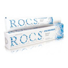 Зубная паста Рокс Rocs Отбеливающая